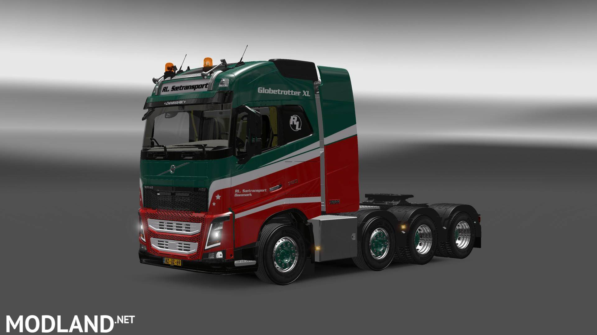 Volvo Fh 2013 8x4 Mod For Ets 2