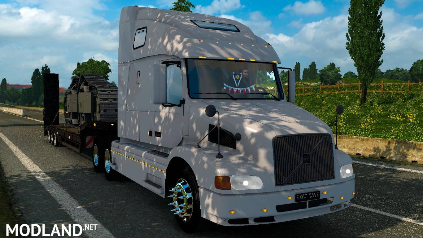 Volvo Vnl Accessories >> Volvo VNL 660 mod for ETS 2