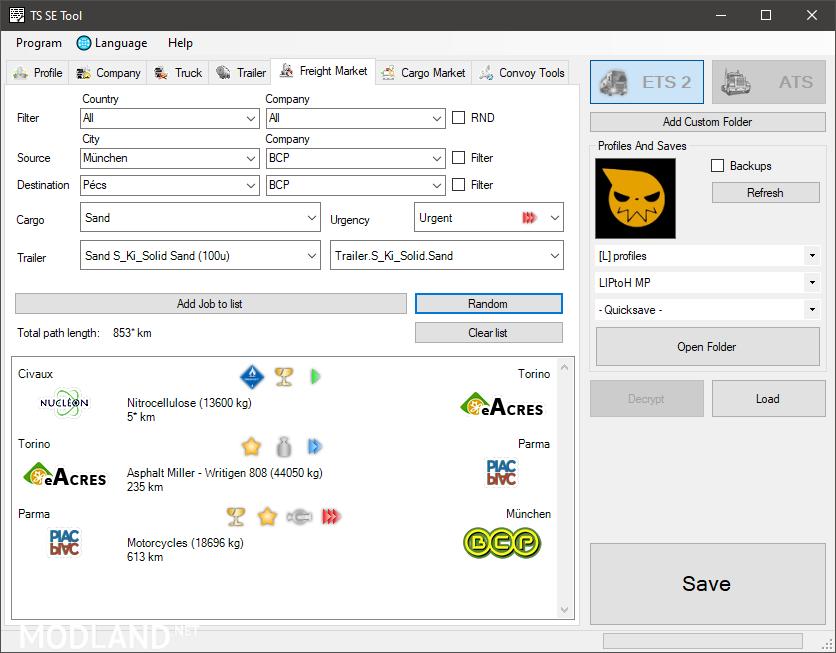 TS SaveEditor Tool | 0.2.2.4