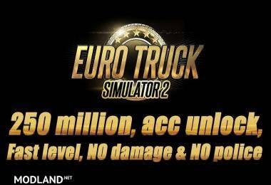 Euro truck simulator 2 money hack with cheat engine (100% working.