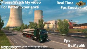 FPS Booster ets2(100%Working)