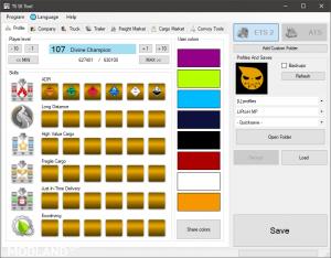 TS SaveEditor Tool | 0.2.2.7 , 2 photo