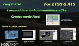 Ben's Easy Modding For ETS2 & ATS