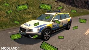 50% Cheaper Police
