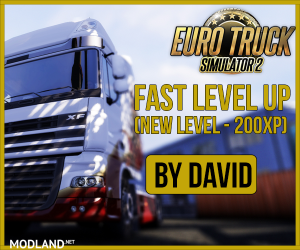Fast Level UP by David