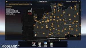 "ETS 2 Savegame 100% Everything unlocked ""All Map DLC`S"", 3 photo"