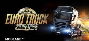 New Euro Truck Simulator 2 Savegame For ETS2 1.26.2, 1 photo