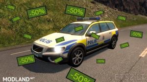 Cheaper Police -50%