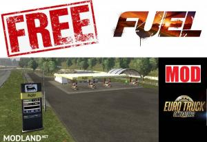 Free Fuel Mod - Direct Download image