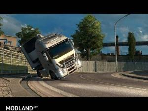 NO DAMAGE Mod for Euro Truck Simulator 2. New (added 1.36.2.1 support), 3 photo