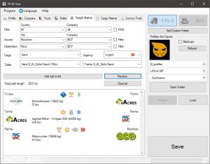 TS SaveEditor Tool | 0.2.2.8, 2 photo