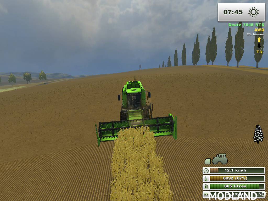 farming simulator 2013 alternative tipping not working
