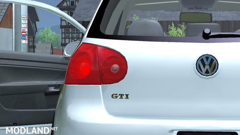 VW Golf GTI Typ1k