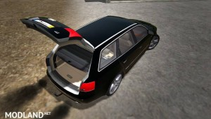 Audi A4 Quattro AVANT, 14 photo