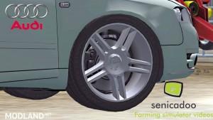 Audi A4 Quattro AVANT, 17 photo