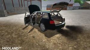 Audi A4 Quattro AVANT, 2 photo