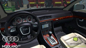 Audi A4 Quattro AVANT, 21 photo