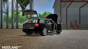 Audi A4 Quattro AVANT, 3 photo