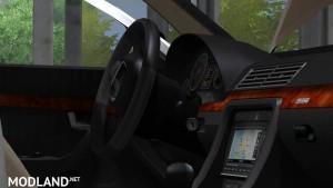 Audi A4 Quattro AVANT, 5 photo