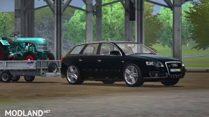 Audi A4 Quattro AVANT, 1 photo