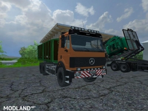 Benz SK 2653 Tipper - External Download image
