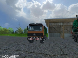 Benz SK 2653 Tipper, 3 photo