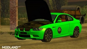 BMW M3, 1 photo