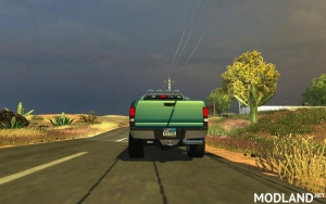 Dodge Ram 2500 4x4 Texas Ranger v 1.0, 10 photo
