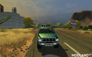 Dodge Ram 2500 4x4 Texas Ranger v 1.0, 11 photo