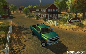 Dodge Ram 2500 4x4 Texas Ranger v 1.0, 12 photo
