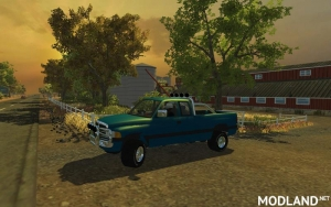 Dodge Ram 2500 4x4 Texas Ranger v 1.0, 13 photo