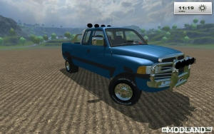 Dodge Ram 2500 4x4 Texas Ranger v 1.0, 15 photo
