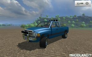 Dodge Ram 2500 4x4 Texas Ranger v 1.0, 1 photo