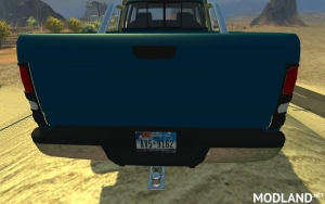 Dodge Ram 2500 4x4 Texas Ranger v 1.0, 2 photo