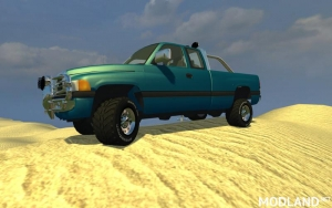 Dodge Ram 2500 4x4 Texas Ranger v 1.0, 3 photo