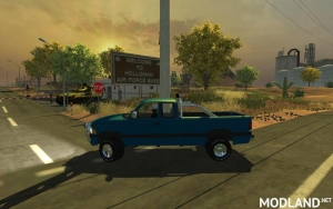 Dodge Ram 2500 4x4 Texas Ranger v 1.0, 9 photo