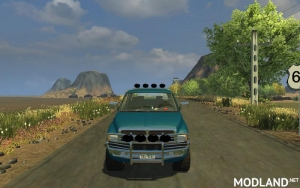 Dodge Ram 2500 4x4 Texas Ranger v 1.0, 16 photo