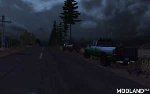 Dodge Ram 4x4 Forest v 1.0, 4 photo