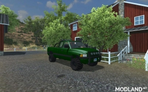 Dodge Ram 4x4 Forest v 1.0, 7 photo