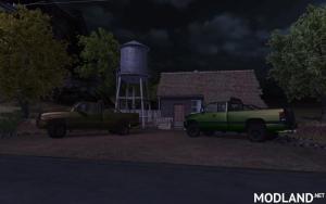 Dodge Ram 4x4 Forest v 1.0, 8 photo
