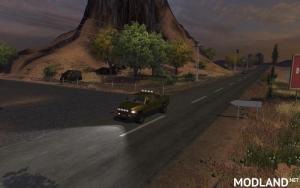 Dodge Ram 4x4 Forest v 1.0, 9 photo