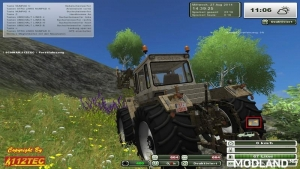Jeep Wrangler v 1.0 Forest Edition, 15 photo