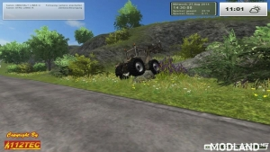 Jeep Wrangler v 1.0 Forest Edition, 16 photo