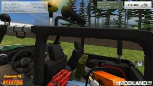 Jeep Wrangler v 1.0 Forest Edition, 17 photo
