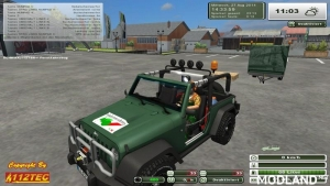 Jeep Wrangler v 1.0 Forest Edition, 20 photo