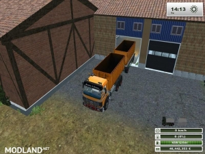 Mercedes Benz SK 2653 timber loader v 2.0, 12 photo