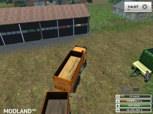 Mercedes Benz SK 2653 timber loader v 2.0, 13 photo