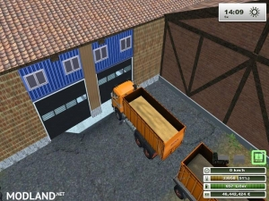 Mercedes Benz SK 2653 timber loader v 2.0, 15 photo