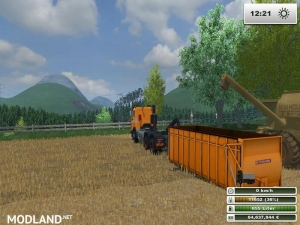 Mercedes Benz SK 2653 timber loader v 2.0, 16 photo