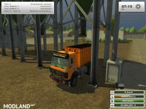 Mercedes Benz SK 2653 timber loader v 2.0, 17 photo